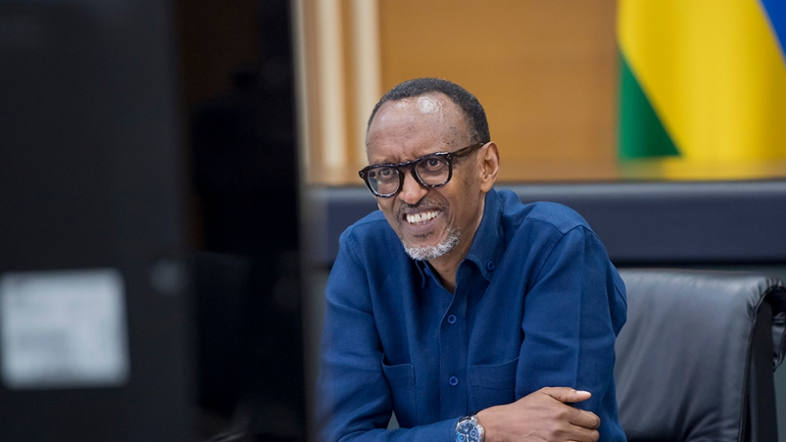 Kagame to give opening remarks at pan-African business leaders' forum